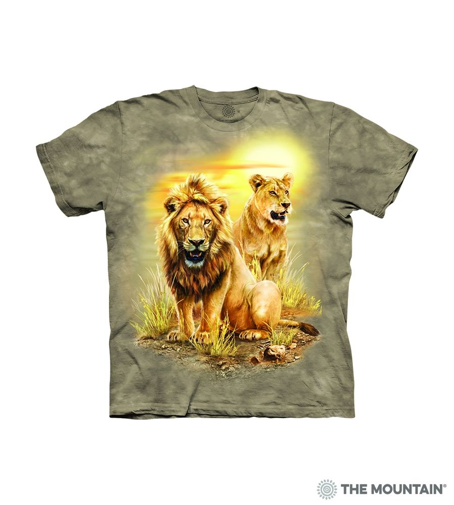 """The Mountain Kinder T-Shirt Tiger /""""Save Our Species/"""""""